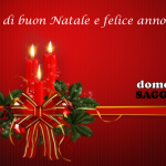 auguri natale Domenico Saggese