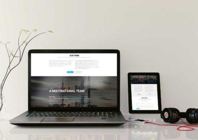 Creazione sito web aziendale – Jesa Capital