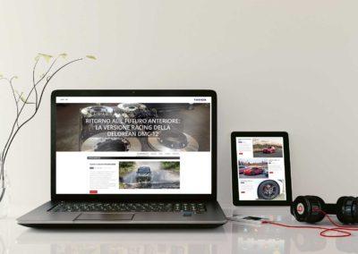 E-commerce B2C – dischiepastiglie.it